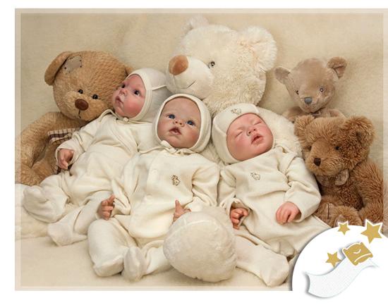 Красивые вещи для новорожденных